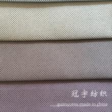 Tissu en nylon velours côtelé et tissu polyester pour canapé