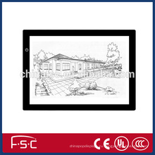 Портативный светодиодный чертежной доске с заказной размер и фабрика Цена