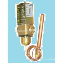 Fengshen hizo la válvula de la temperatura del agua usada en refrigeración