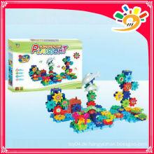 B / O-verriegelnde Spielzeugblöcke für Kinder, die Spielzeugblöcke verriegeln