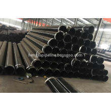 carbon steel A53 Gr.B bevel end pipe