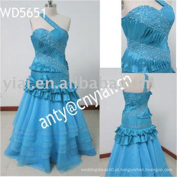 Real Custom Made New Arrival Chiffon Prom Dress ED5651