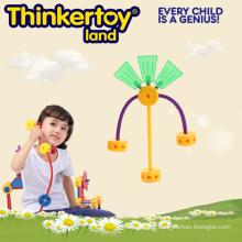 Kinder Pädagogisches Spielzeug Baustein Spielzeug