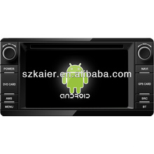 4.2 система андроида автомобиля DVD-плеер для Mitsubishi Outlander 2013 года с GPS,Bluetooth,поддержка 3G и iPod,игры,двойной зоны,управления рулевого колеса