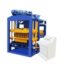 QTJ4-25 block making machine in Nigeria/gypsum block making machine/brick making machine