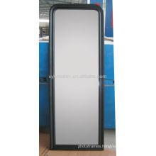Flat Mirror Irregular Decorative Full Length Standing Mirror Frame