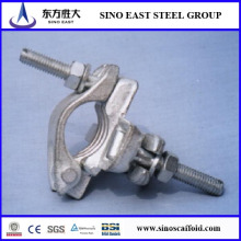 Types Forged Scaffolding Coupler Fixed Clamp En74