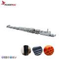 Máquina para fabricar tubos de PE de 315-630 mm