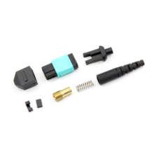 MPO/MTP Round Fiber Optic Connector for Mini 3mm Cable