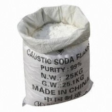 Naoh, Caustic Soda Flakes, Pearls, Solid 99%Min Factory