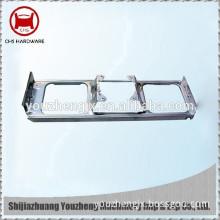 custom bending stamping stainless steel frame