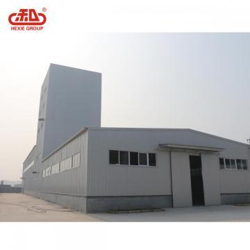 Línea de producción automática de pollos de engorde / pollos / aves de corral