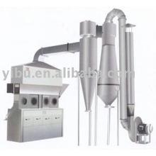 Químico Secagem horizontal contínua do secador de líquidos