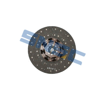 Shacman F2000 Spare Parts Clutch Driven Disc