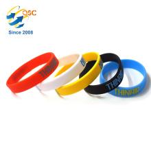 silicone wristband Wholesale Fashion Cheap Custom silicone wristband