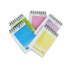 Ensemble de papier à lettres Double Spiral Notebook Office