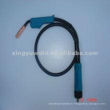 Linterna de soldadura OTC 200a 16sqmm cable