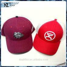 2016Nouveau style avec un casquette de baseball personnalisé fabriqué en Chine