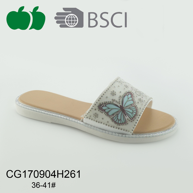 new design beautiful slipper