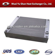 spare parts automobile radiator for cooling system / hydraulic oil cooler / heat exchangers manufacturer
