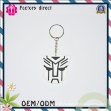 Customer Special Order Shape Keychain Iron Material