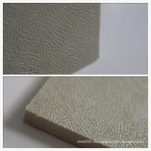 Mattiertes PVC-Blatt
