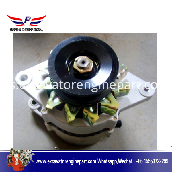 Alternator Generator 397 3701100 For Yuchai Yc6108 Engine Spare Part