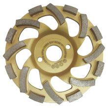 Круги алмазного шлифования для шлифования бетона
