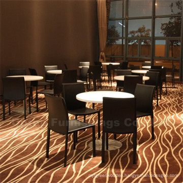 Elegant Round Dining Table and Chair for Restaurant (SP-CS218)