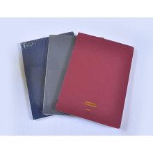 Размер 260 * 190 мм PU Cover Notebook
