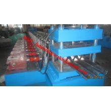 Máquinas de formação de trilhos de guarda de alta velocidade
