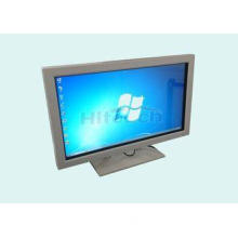 Infrared multi touch monitor, touch screen LCD TV 3 in one