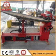 CNC No Template Irregular Dished End Edge Automatic Folding Machine metal spinning machine flanging machine/Pipe End Forming