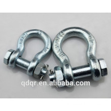 Drop Forged Safety Bolt Shackle--Bow Shackle--2130 Shackle
