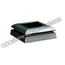 Aluminium WPC Cover