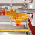 Новый дизайн высокого качества бройлера цыпленка систем ниппельного поения водой