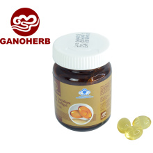 Reishi 버섯 Lingzhi 포자 Ganoderma 오일 Softgel
