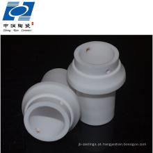 Iluminação LED Alumina dissipador de calor de cerâmica