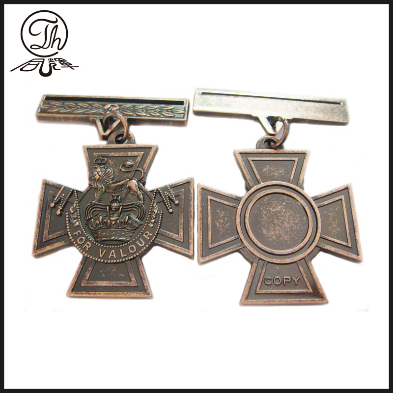 double engraved National Medal