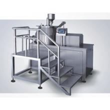 GHL-200 High Speed Wet Material Super Mixer Rotary Granulator