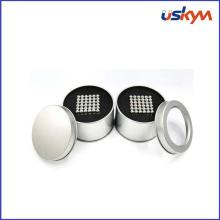Magnet bola Diameter5mm com caixa de estanho