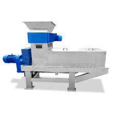 Best quality spent grain dehydrator machine/fiber juicer dewatering machine