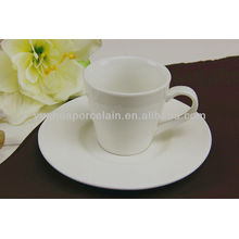 cheap ceramic modern tea cup and saucer wholesale