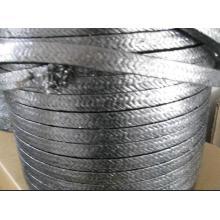 Embalagem de fibra de carbono com lubrificantes proprietários e partículas de grafite