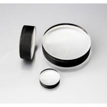 Лазерная ахроматическая линза из боросиликатного стекла с черным покрытием