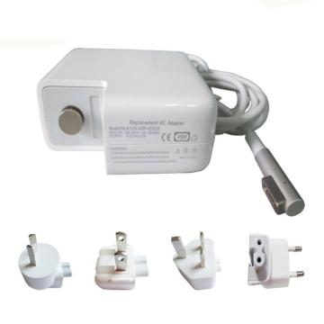 Alimentatore da 45W caricatore per macbook magsafe 1