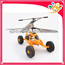Nouveaux jouets 2.5 Ch W808-8 Stunt Toy Helicopter 2 en 1 RC Helicopter RC Copter Roadable Aircraft Helicopter Toys