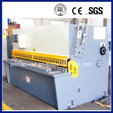 Máquina de corte da placa do CNC, Máquina de guilhotina hidráulica do guilhotina do CNC (QC12K-12X2500)