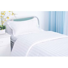 T-205 Jacquard stripe bed sheets