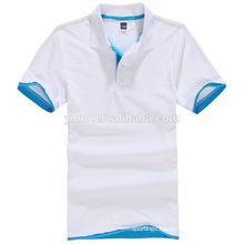 OEM wholesale blank polo shirt for men dri fit
